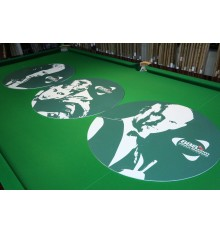World Snooker Championship 2008 Display Pieces