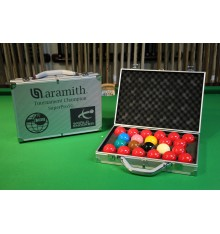 Aramith Tournament Champion 1G Super Pro 1G Snooker Balls