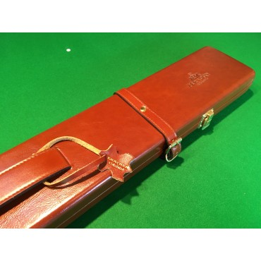 Peradon Real Leather 2pc Case