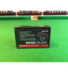 Magic Black Cue Tips (Box of 4)