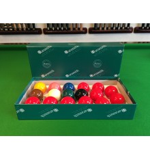 "Aramith Premier Snooker Balls (1 3/4"" 10 red)"