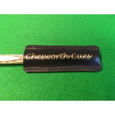 Chesworth Cues Real Leather Tip Protector