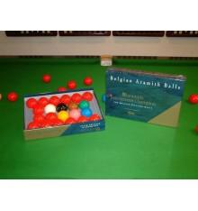 Aramith Tournament Champion '3G' Snooker Balls