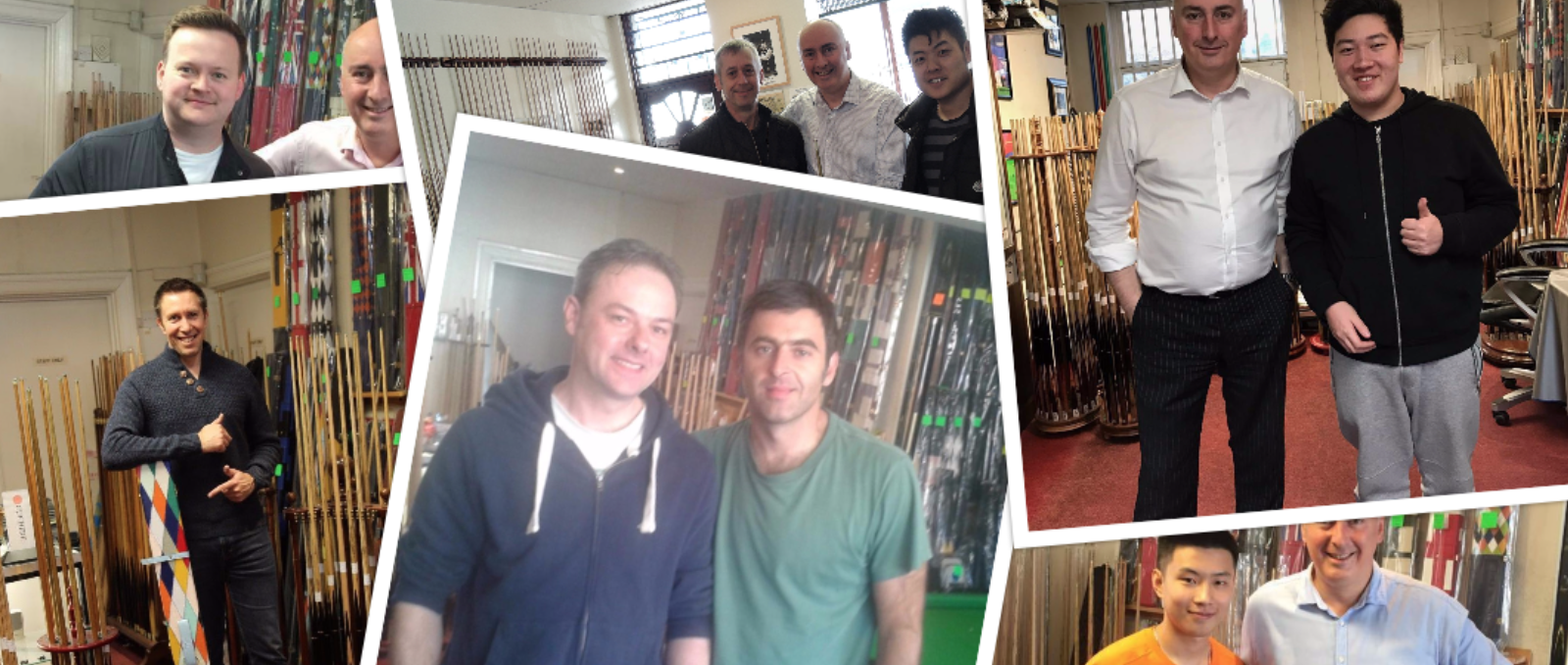 Famous snooker players
